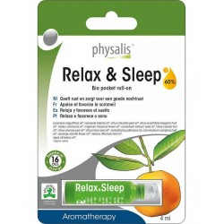Physalis Roll-On Relax & Sleep 4ml