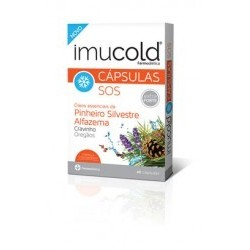 IMUCOLD SOS 10 capsulas