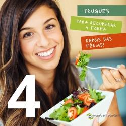 🥑 4 Truques para recuperar a forma depois das férias! 🥑  🍆  Opte sempre por cereais integrais ✔  🍆 Opte por snacks mais saudáveis, com menos açúcar ou por fruta apenas ✔  🍆  Opte por alternativas vegetais e biológicas ✔  🍆 Substitua ingredientes mais processados por naturais, de agricultura biológica e local ✔   Sempre aliado a um exercício regular! 😍   👉  www.energiaemequilibrio.com ✔   #energiaemequilibrio #vidasaudavel #bemestar #emagrecer #emagrecimento #recuperaraforma #alimentacaosaudavel #biologico #produtosnaturais #lojaonline #nutrientes #exerciciofisico #aveiro