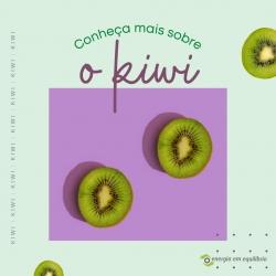 O Kiwi é uma fruta poderosa e fibras e proteínas. Tem um valor nutricional gigantesco, além de ser uma fruta com baixas calorias, torna-a eficaz também para as pessoas que desejam perder peso. 🌟  ⠀⠀⠀⠀⠀⠀⠀⠀⠀⠀ Outra vantagem desse alimento é que é naturalmente orgânico e está na lista dos frutos que mais resistem a muitos dos resíduos de pesticidas. Ajuda na imunidade, é bom para a visão e auxilia no bom funcionamento do intestino! 🥝  ⠀⠀⠀⠀⠀⠀⠀⠀⠀⠀ Inclua mais este fruto na sua alimentação, pode ser confeccionado de várias formas! 😍 😝